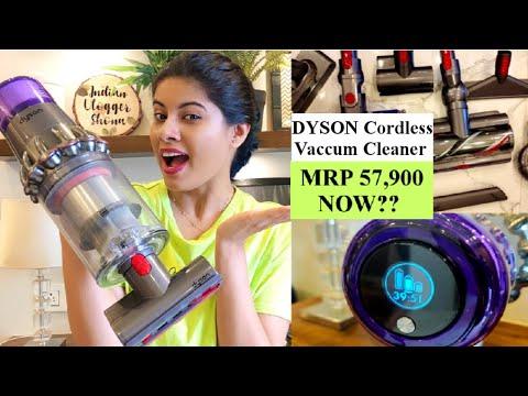 "Review ""DYSON CORDLESS"