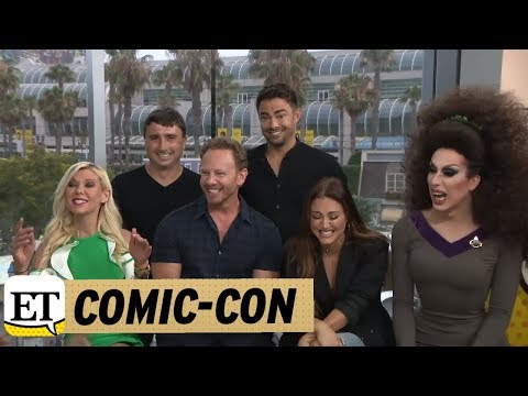 ComicCon 2018: The Cast Of The Last Sharknado Reveal Their Favorite Shark Kills