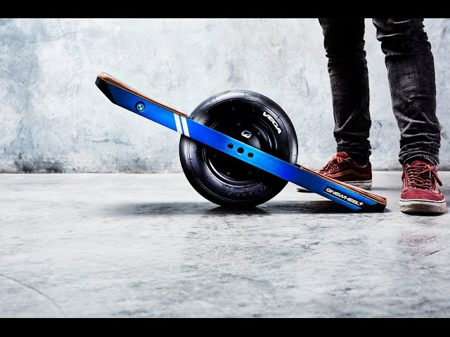 Onewheel Inventor Takes the Skateboard Off-Road and Into the