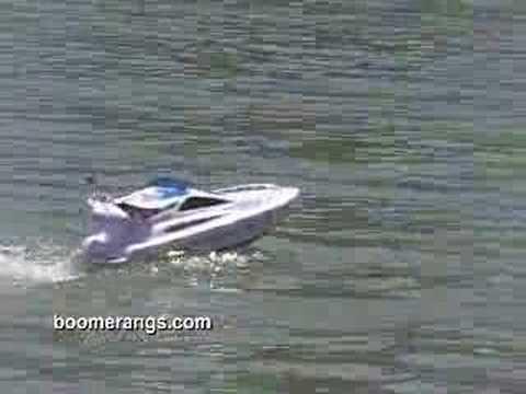 Radio Controlled Atlantic Yacht Funnycat Tv