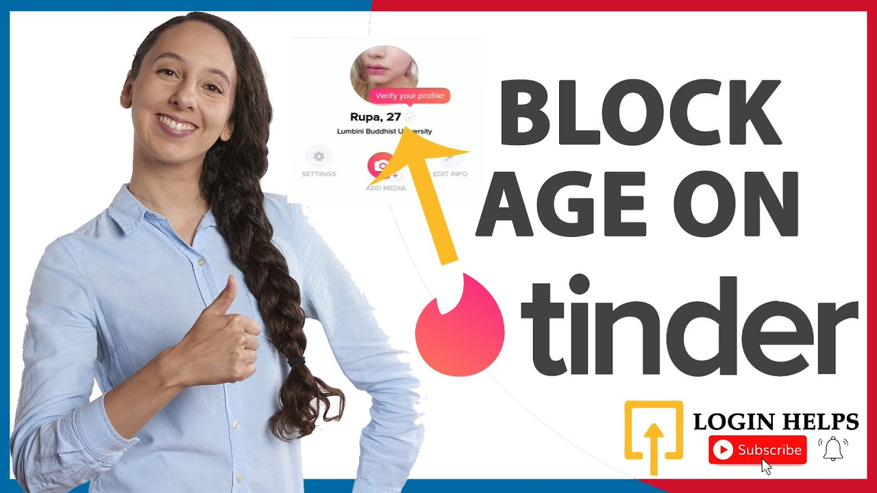 How to Block Age on Tinder? Tinder Age Blocked Successfully (Quick and Easy Steps)