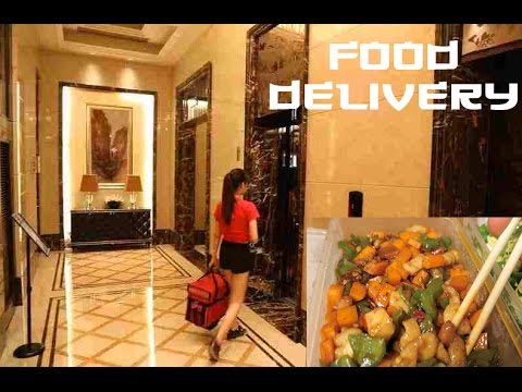 How to Order Food Delivery In China (外卖)