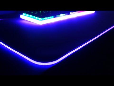 Ucuz RGB Aydınlatmalı Mousepad (90x40)