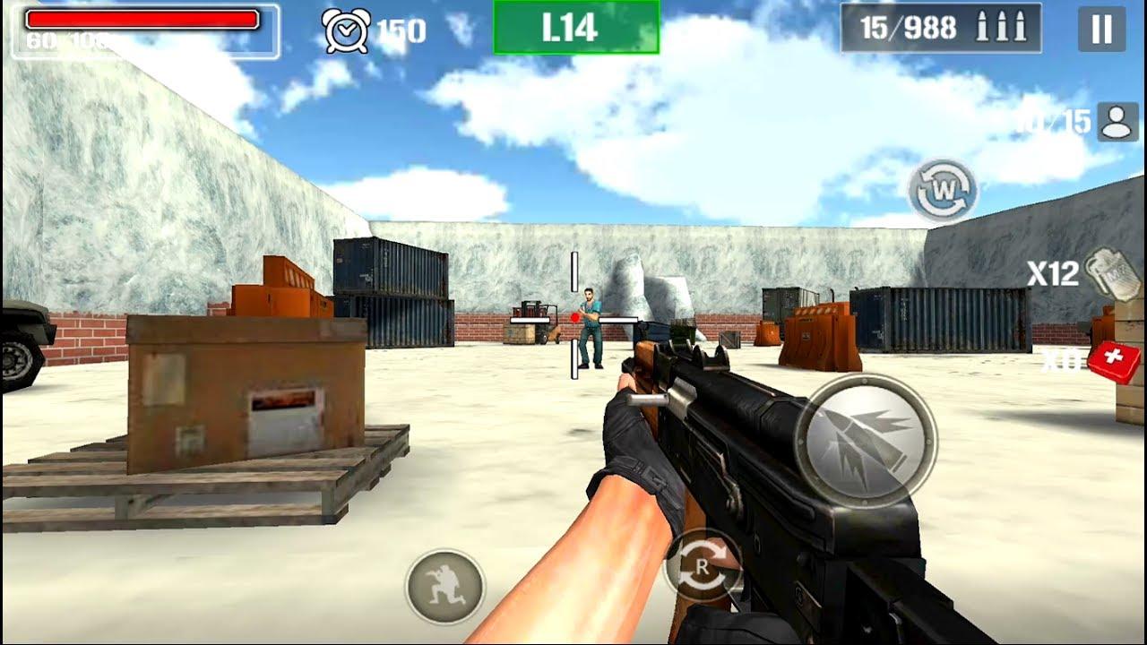 Download Shoot Hunter-Gun Killer apk 1.3.6 for Android. FPS !! Be Ready Battle!! To be Pro Killer.
