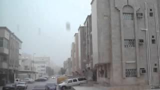 RAIN IN JEDDAH SAUDI ARABIA 17 Nov 2015