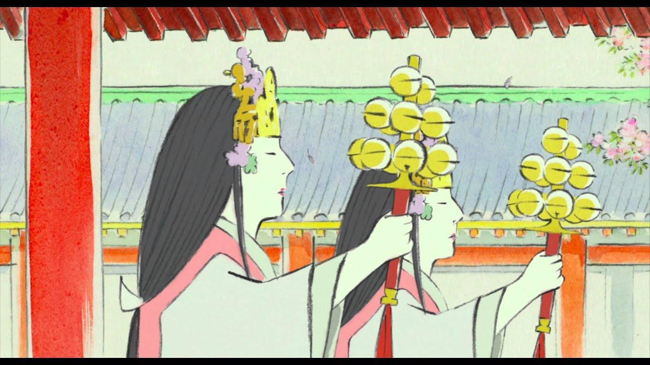 Le Conte De La Princesse Kaguya Bande Annonce