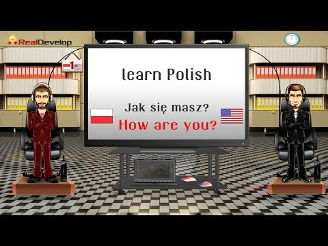 learn Polish 1 learn polish youtube