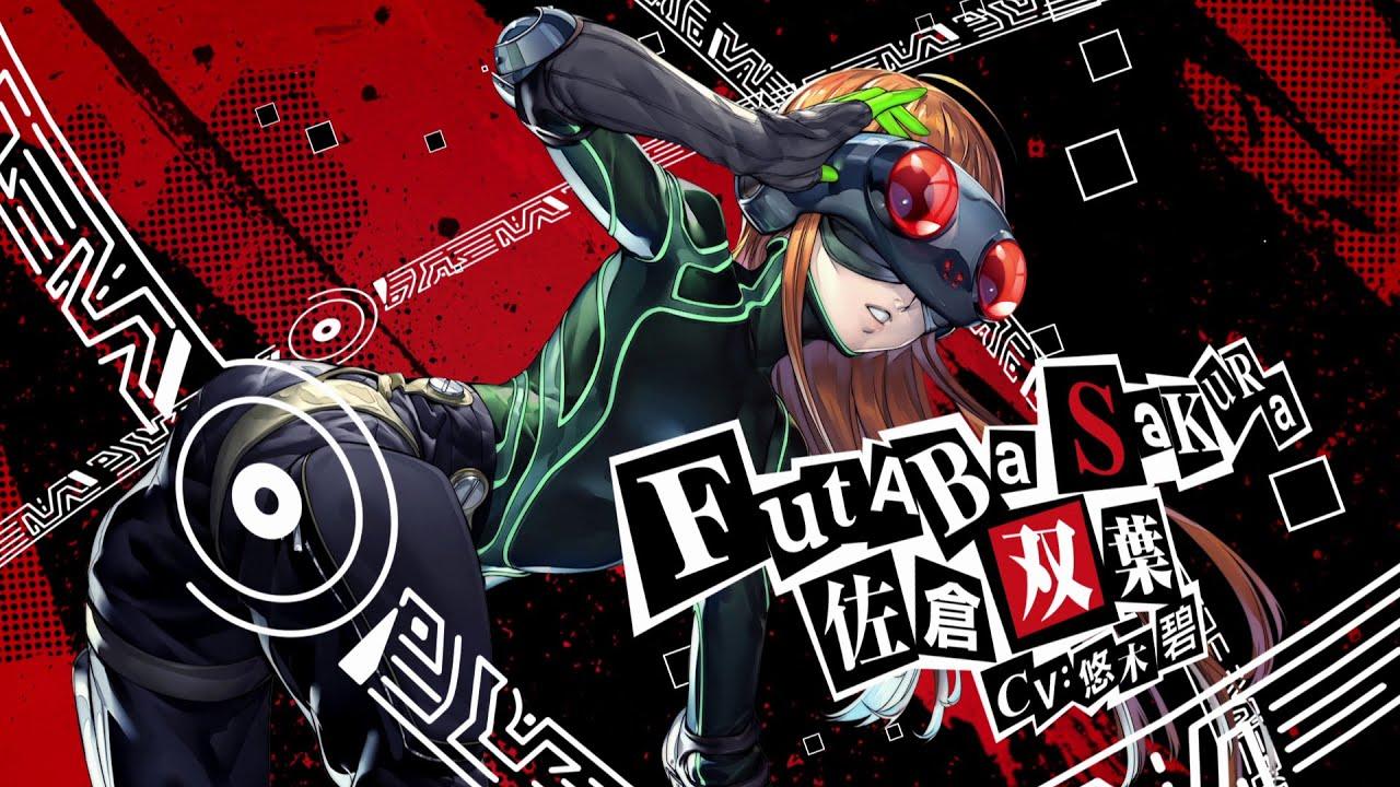 Sakura Futaba Persona 5 Shin Megami Tensei Persona 5 Zerochan Anime Image Board