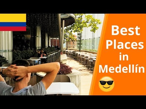 Medellin Colombia Guide | Ultimate Neighborhood Guide