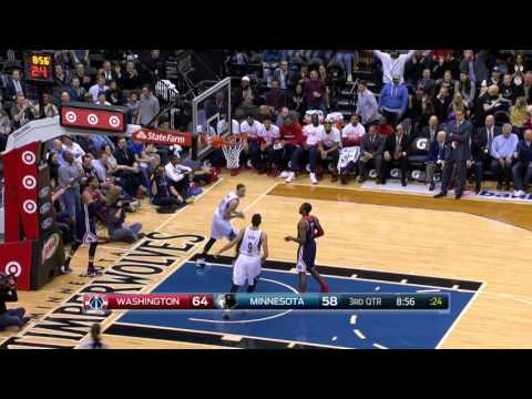 Minnesota Timberwolves' Top 10 Plays of the 2015-2016 Season