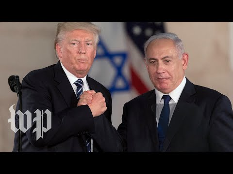 Trump meets with Netanyahu