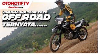 Test Ride Off Road Yamaha WR 155R, Suspensi dan Mesinnya Asyik Nih! l Otomotif TV