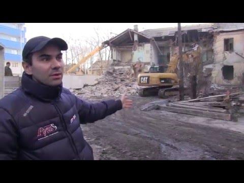 Беззаконие властей Самарской обл. Снос дома ул. Печерская, 25, г. Самара.