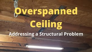 SAGGING CEILING - And What To Do About It