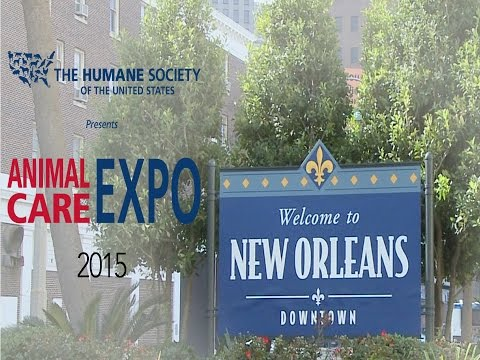 Join Us for Animal Care Expo 2015