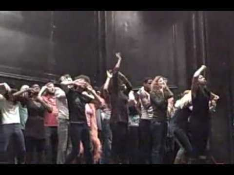 HAIR the Musical on Broadway -
