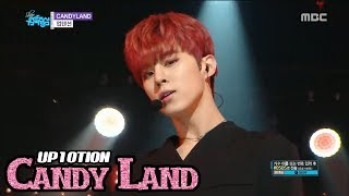 [HOT] UP10TION - CANDYLAND, 업텐션 - 캔디랜드 Show Music core 20180414
