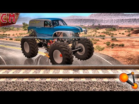 BeamNG Drive Failed to cross rails