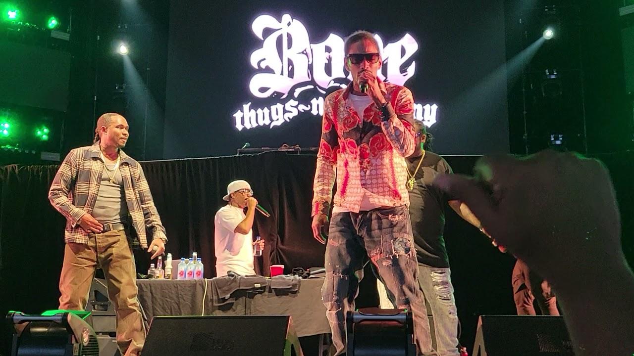 Download Bone Thugs N Harmony Foe tha love of money of live