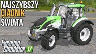 Najszybszy ciągnik świata! - Farming Simulator 17