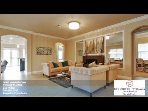 10321 waterside Court Parkland fl 33076 Real Estate in Miami -Fort Lauderdale