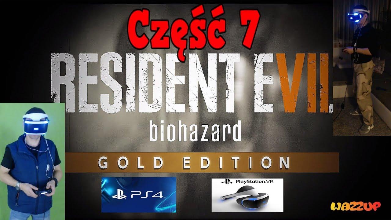 Resident Evil 7 biohazard okulary VR część 7 Wazzup :)