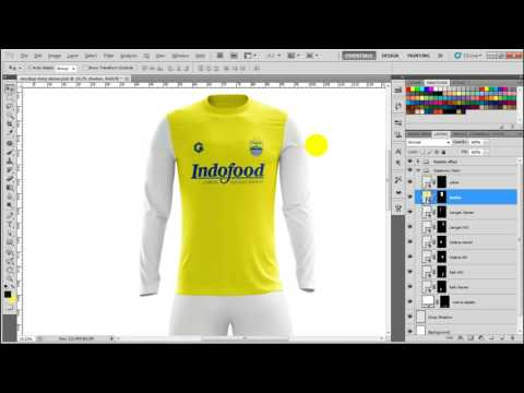 Download Mockup Kemeja Seragam Yellowimages