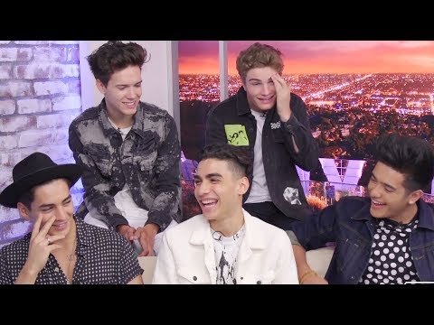 In Real Life Gets QUIZZED On Boy Band Trivia & Spill What's Next For Them