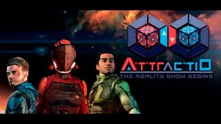 Attractio - Launch Trailer | PC, PS4