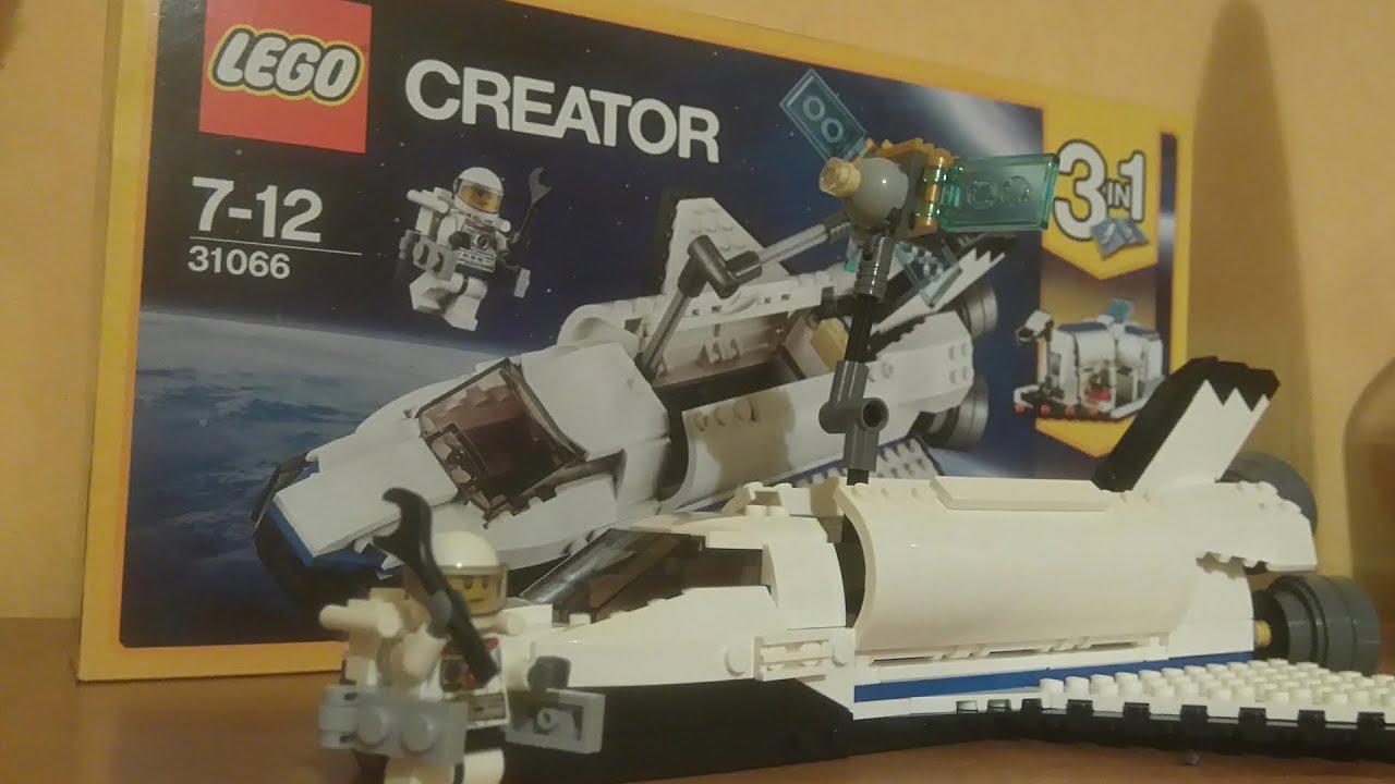lego creator space shuttle nz - photo #12
