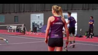 Loughborough Sport Tennis Performance Video