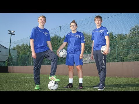 Sport, Fitness & Football Coaching at Hugh Baird College