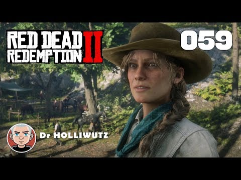 Red Dead Redemption 2 gameplay german #059 - Mrs. Sadie Adler, Witwe [XB1X] | Let's Play RDR 2