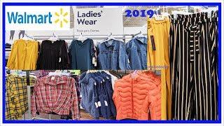 #WALMART FALL WINTER FASHION 2019 | Women's Wear #September2019 | Shop with Me