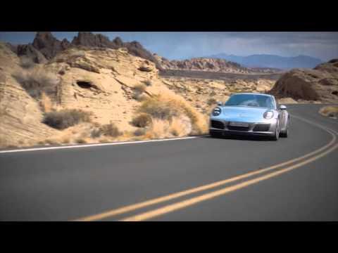 La nuova Porsche 911 Carrera