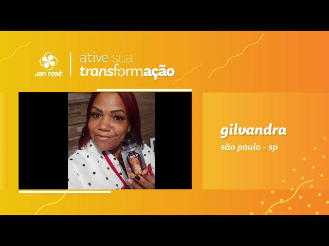 Ative sua Transformação - Gilvandra