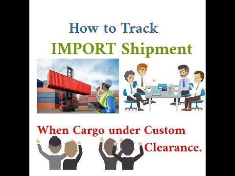 How to get Bill of entry status at ICEGATE - SHIPMENT UNDER CUSTOM CLERANCE.