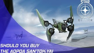 Star Citizen: Should you buy the San