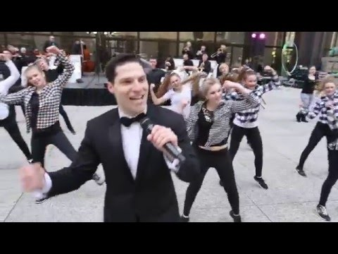Passover Songs Mashup - Dance Spectacular! - Elliot Dvorin | Key Tov Orchestra