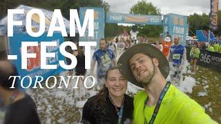 Toronto 5K Foam Fest 2016