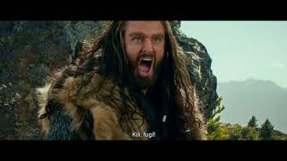 The Hobbit An Unexpected Journey Orc Chase Part II Full HD