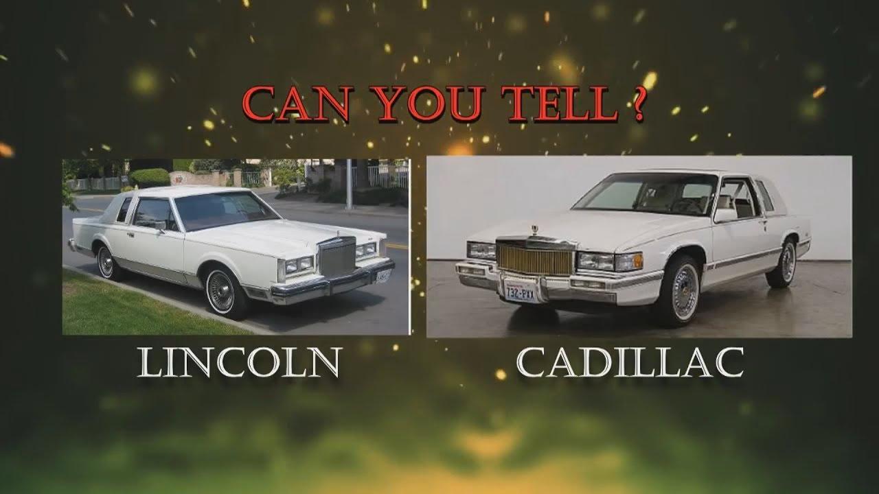 The Cadillac VS Lincoln Tupac Vegas Suspect Car Debate  Live