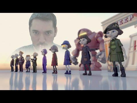 لعبة أحسن من ماينكرافت؟ - The Tomorrow Children
