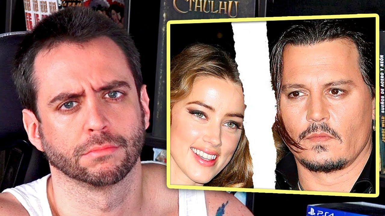 Jordi Wild da su dura opinión sobre Johnny Depp y Amber Heard, el juicio y las acusaciones