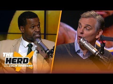 Stephen Jackson says he was better than Ray Allen, talks Kuzma as LeBron's #2 | NBA | THE HERD