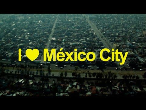 I Love Mexico City  - The Summer 2017 Collection Film