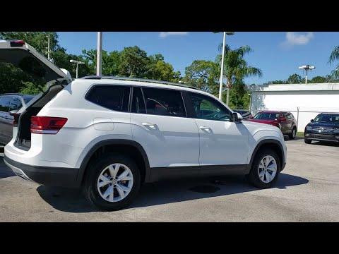 2018 Volkswagen Atlas Orlando, Sanford, Kissimme, Clermont, Winter Park, FL 4262P