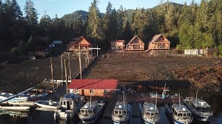 2018 Alaska Fishing at Pybus Point Lodge: Part 1