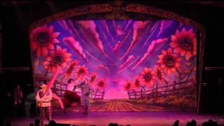Shrek The Musical - Travel Song and Don