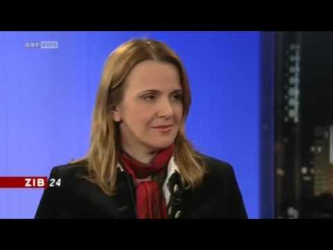 Türken: Wir kommen! Dagmar Belakowitsch Jenewein (FPÖ), Inan Türkmen, ZiB 24 vom 1.3.2012
